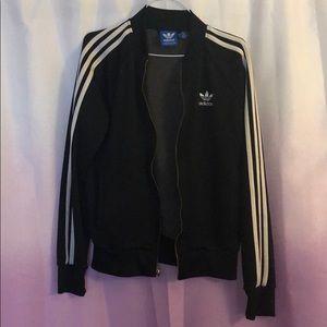 Adidas Black Track Suit Jacket!